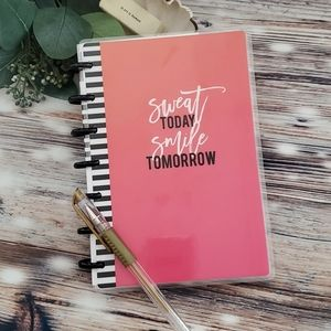 The Happy Planner Sweat Today Smile Tomorrow 2020